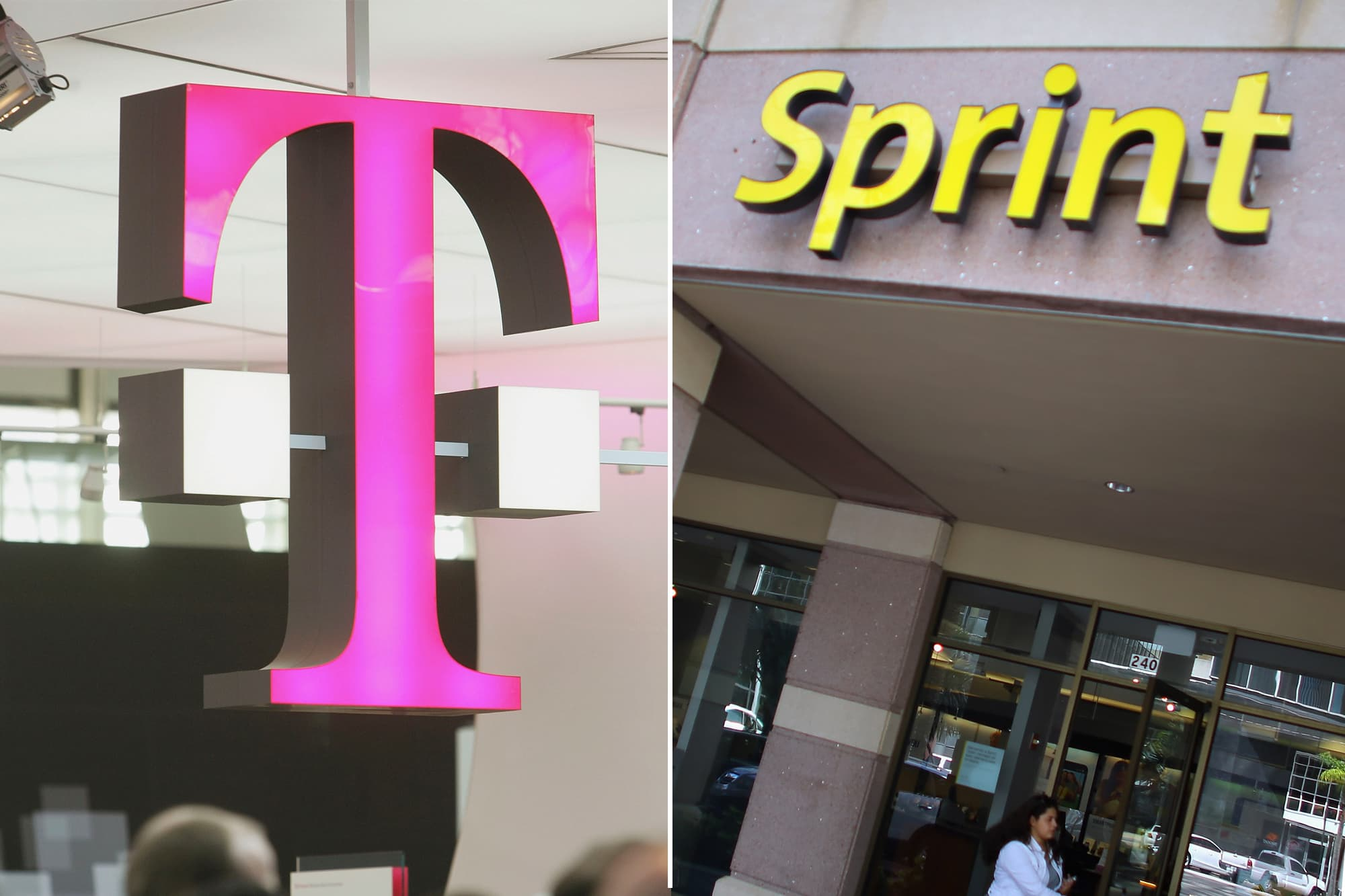 T Mobile Sprint Aim To Announce Merger Without Asset Divestitures