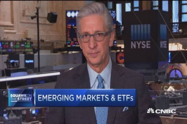 Pisani: Emerging markets & ETF's
