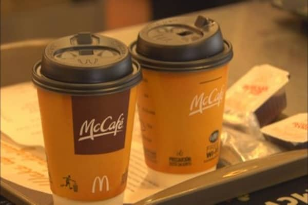 MCD tops with all day breakfast menu
