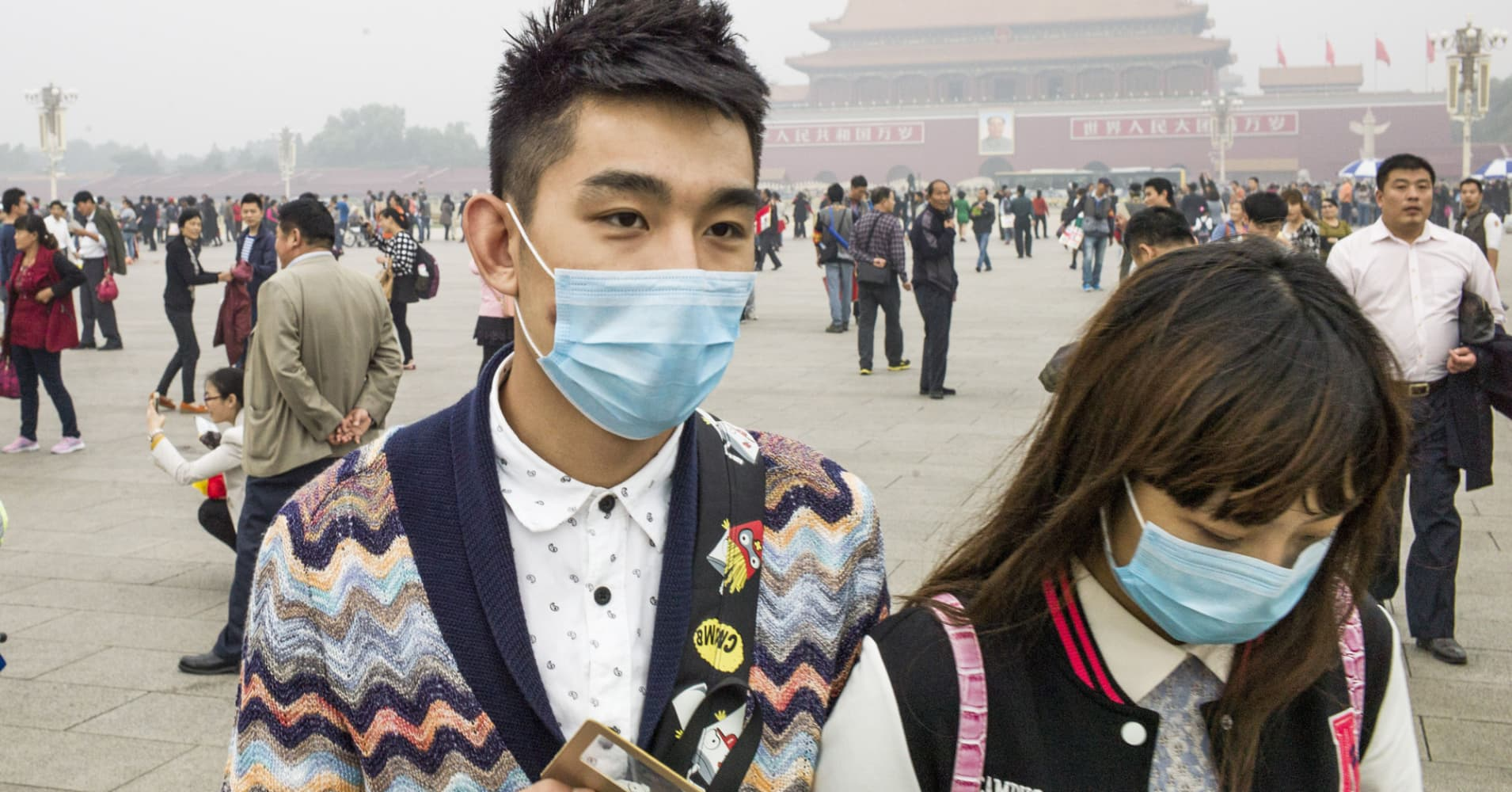 how to stop air pollution in china