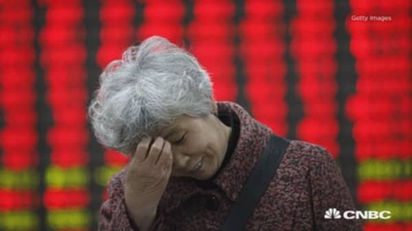China trouble lurking in your portfolio