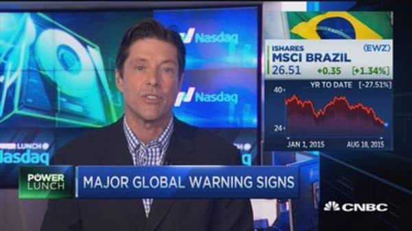 Warning signs: Venezuela, Brazil & Russia