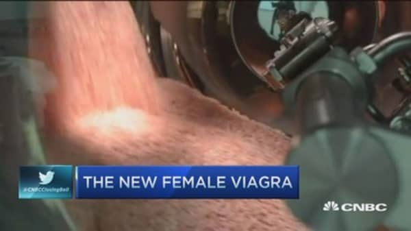 The new female Viagra