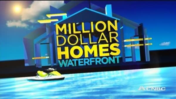 Million dollar homes: California dreamin'