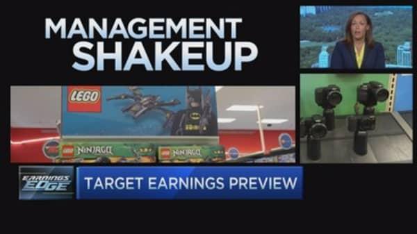 Earnings edge: Target earnings