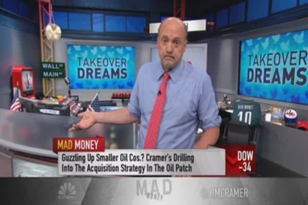 Cramer: A Twitter takeover? No way!