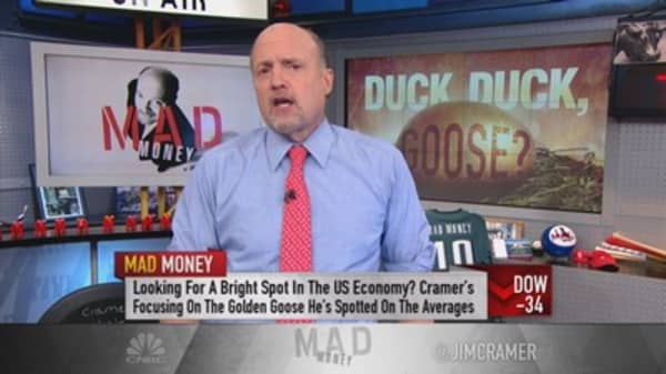 Cramer: Housing can't carry us through China chaos