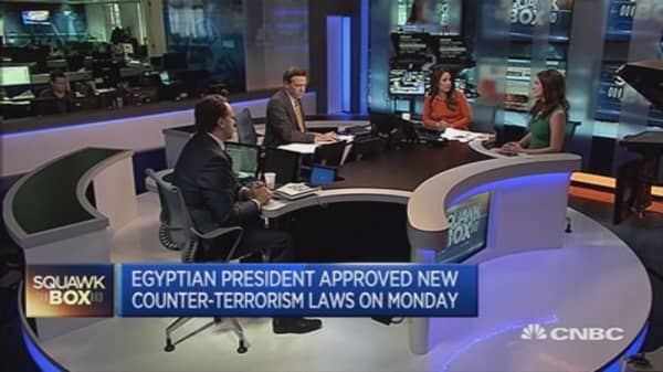 Is Egypt risking its stability?