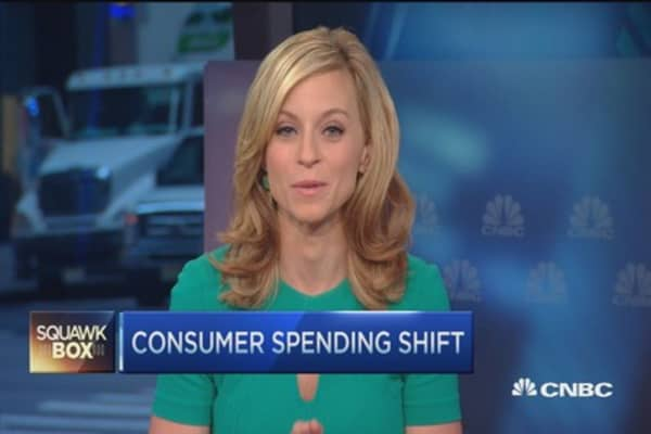 Consumer spending habits shifting... here's why