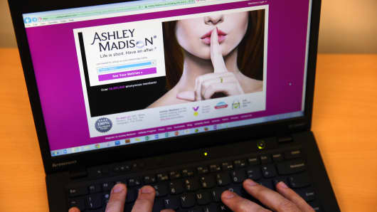 Hackers who stole customer information from the cheating site AshleyMadison.com dumped 9.7 gigabytes of data to the dark web on Tuesday fulfilling a threat to release sensitive information including account details, log-ins and credit card details, if Avid Life Media, the owner of the website didn't take Ashley Madison.com offline permanently.