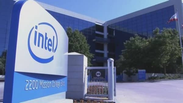 Intel jumps into reality TV