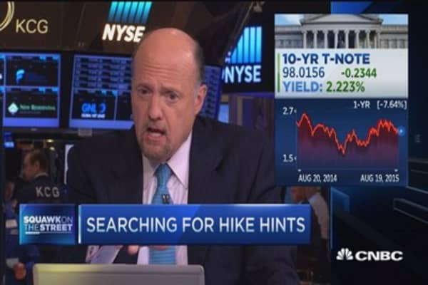 Cramer is not a September guy