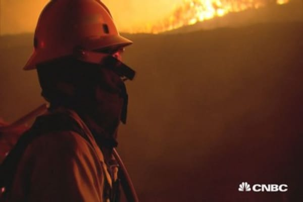 Wild fires are getting worse: Is your home at risk?