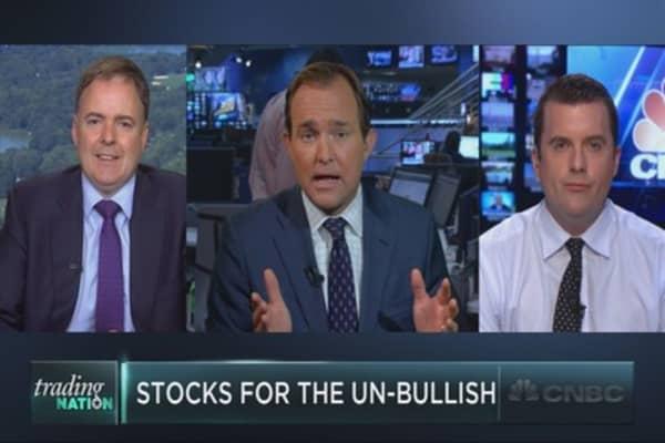 Stocks for the un-bullish