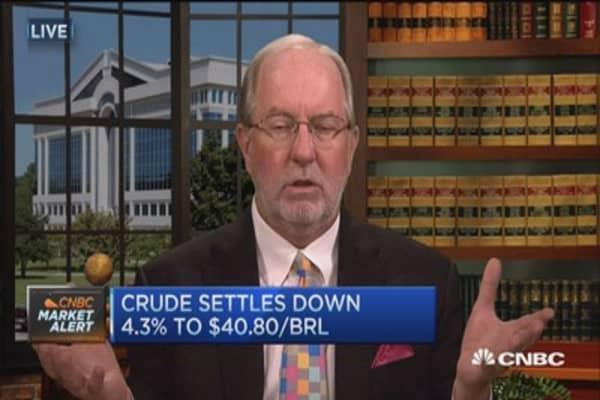 Gartman: Oil's bear market will continue