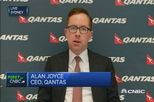 Behind Qantas' quick turnaround to profit