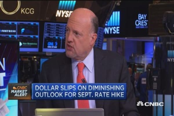 Cramer: Watch Disney's stock