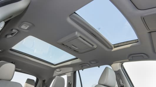 Sunroofs Are Exploding At An Increasing Rate Says