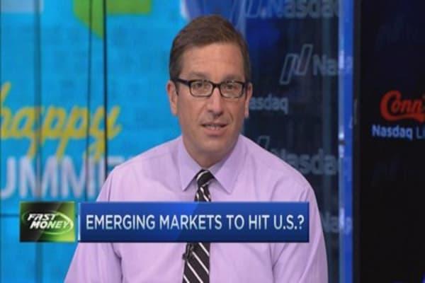 Emerging markets at risk