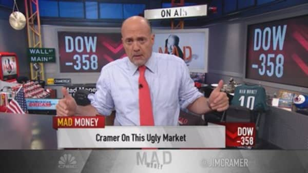 Mouse grouse: Cramer on Disney's decline