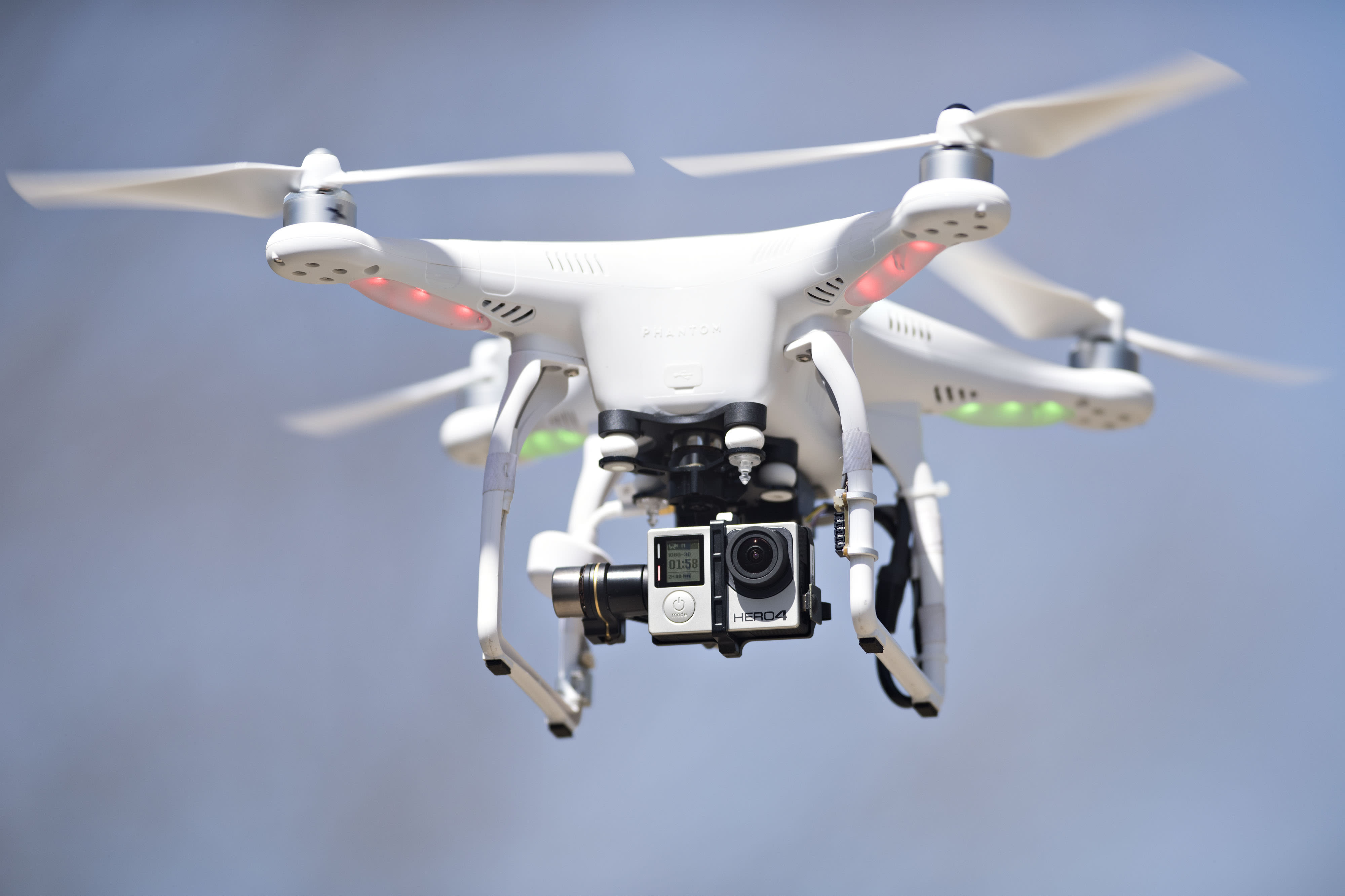 In Race To Dominate Drone Space West Is No Match For Chinas DJI
