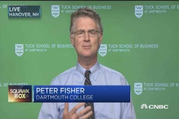 Fed's 'free lunch' is over: Peter Fischer
