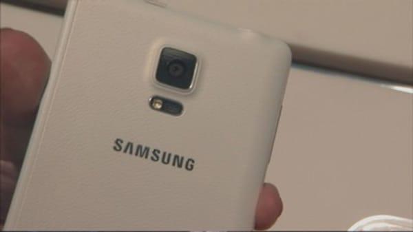 Samsung Apple war