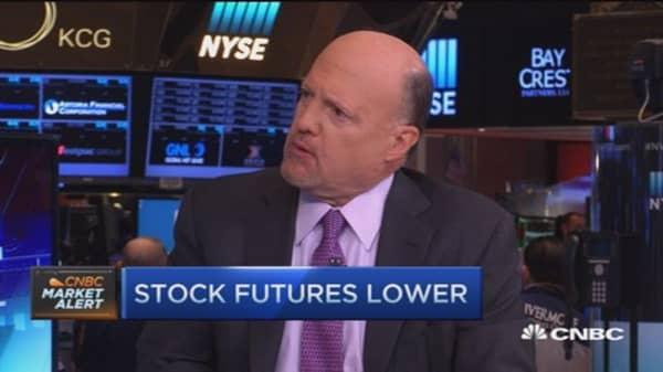 Cramer: We need leadership now