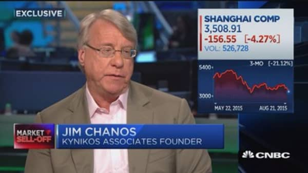 Legendary short seller: China worse than you think