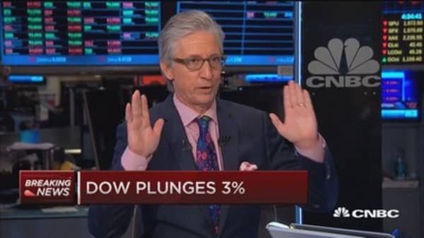 Pisani: Reaching selling climax