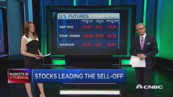 Even best stocks hit hard: Pisani