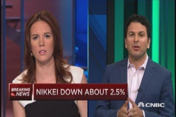 No love for energy stocks