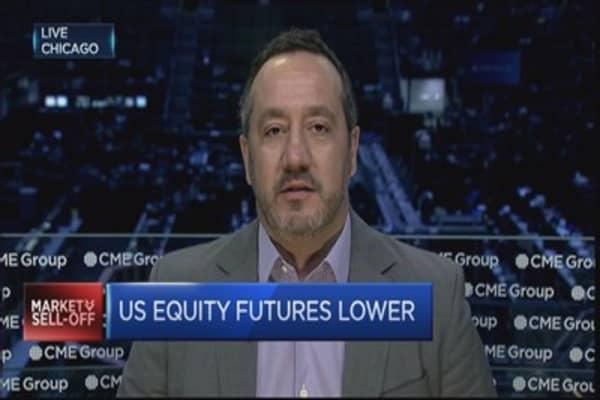 Market selloff: Not a crisis?