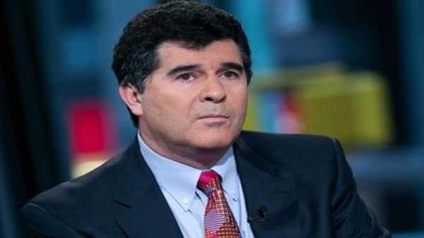 Don't get 'too crazy' over sell-off: David Katz