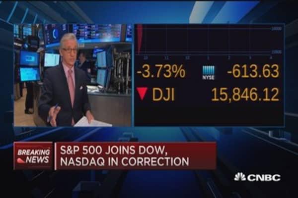 Markets invoke 'Rule 48'