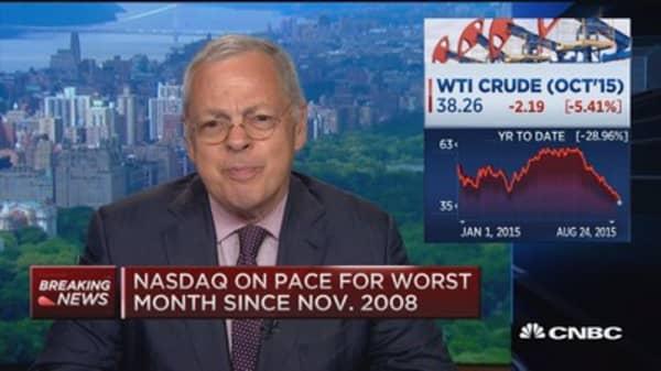 $20 oil wouldn't surprise me: Citi's commodity head