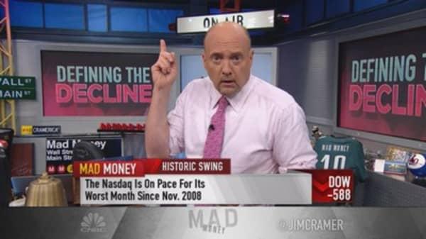 Cramer: What triggered the selloff