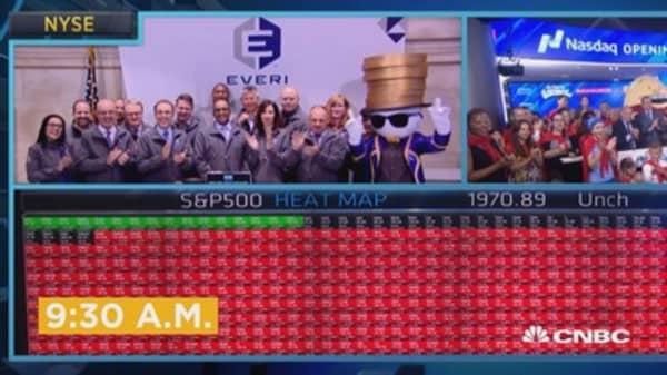 Monday's market turmoil...in 60 seconds