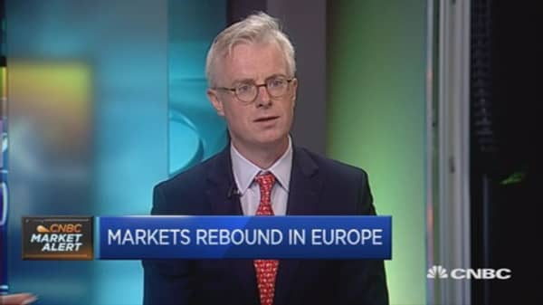 Market panic won't disrupt M&A: CIO