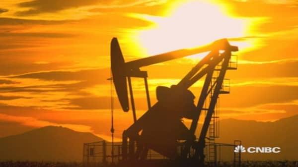 Battle for oil dominance