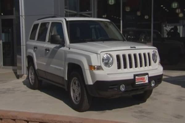 NHTSA looking into Jeep complaints
