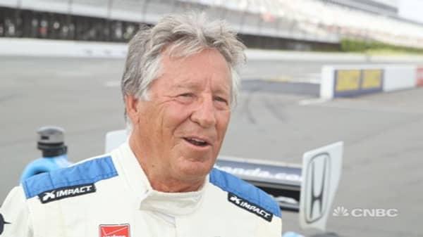 Mario Andretti: Living the dream