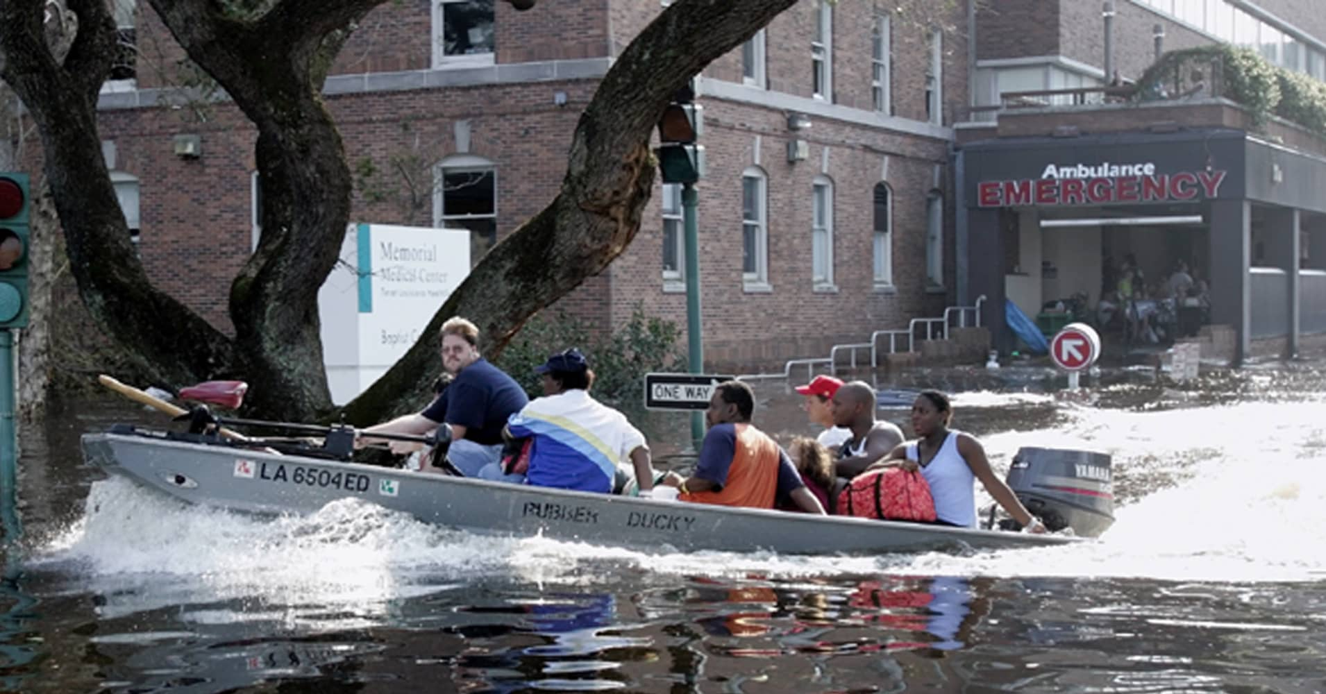 Ochsner Hospital Powerhouse Forged In The Wake Of Katrina