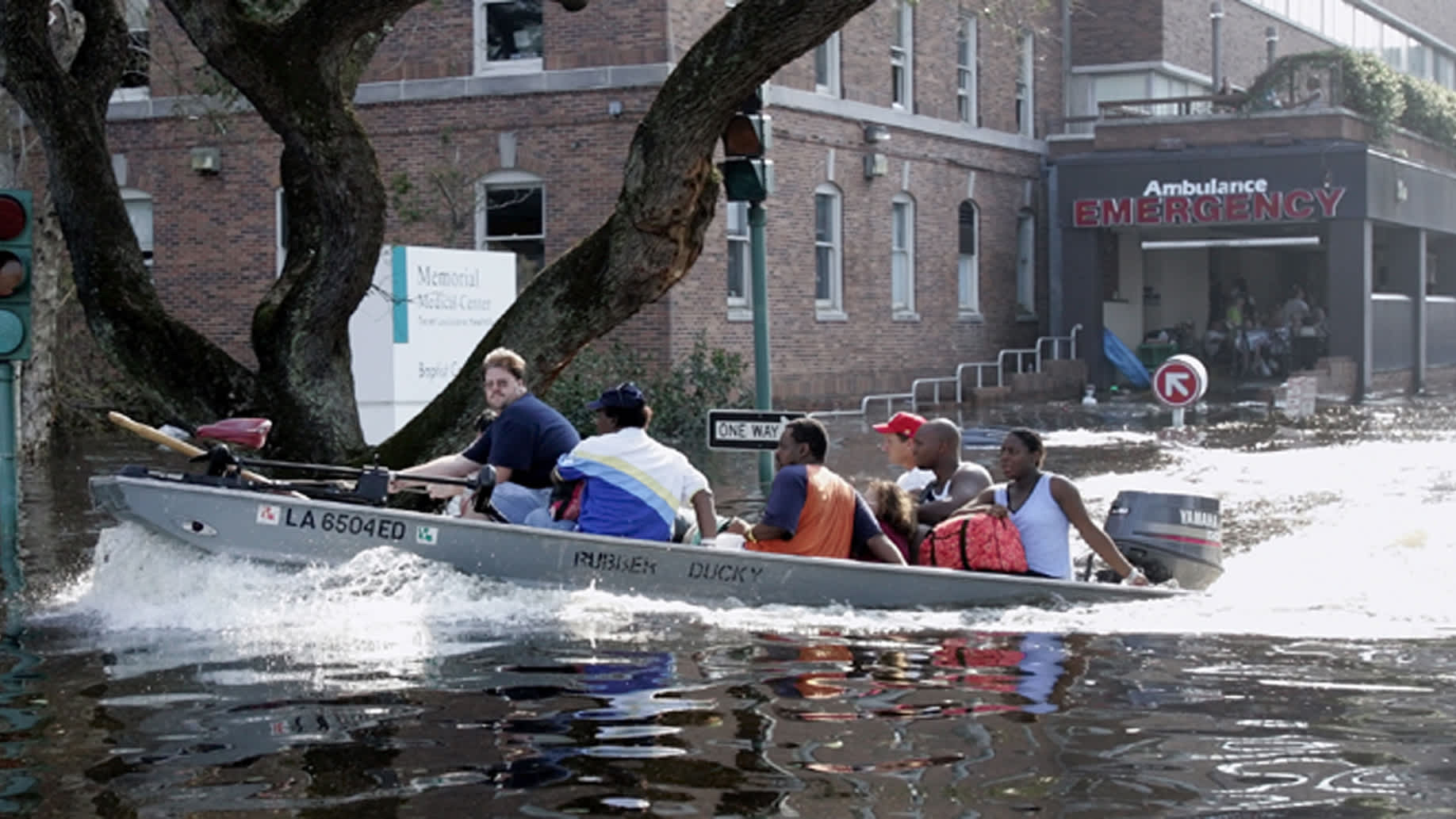 evacuating new orleans essay