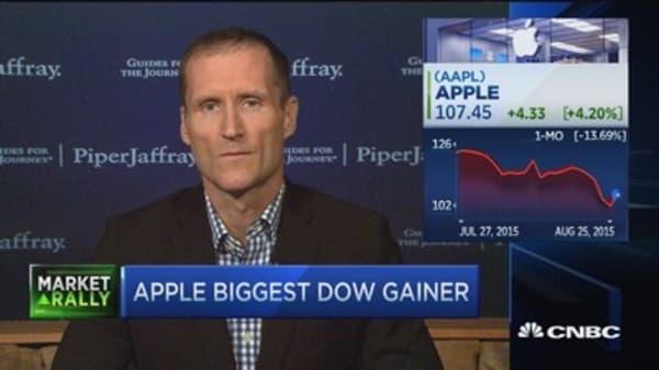 Apple makes a comeback