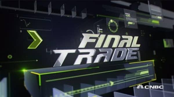 Fast Money Final Trade: Currencies, TOL, JPM & AAPL
