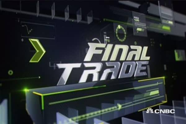 Fast Money Final Trade: Currencies, TOL, JPM & AAPL