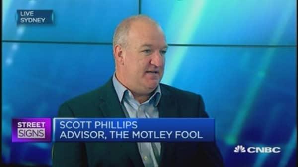 BHP Billiton's profit tumbles 86%, but shares rise?