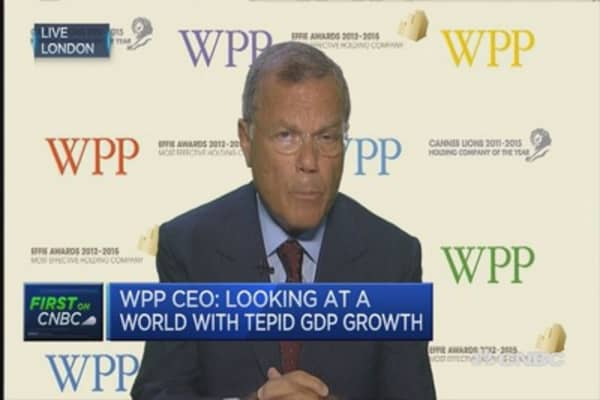 Emerging markets have slowed: WPP CEO