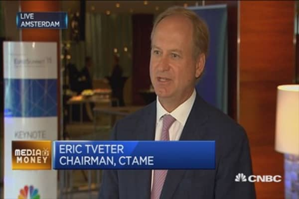 Market selloff 'overblown': CTAM Chairman
